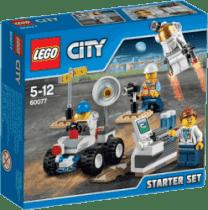 LEGO® City Space Port Kosmos — zestaw startowy