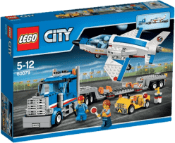 LEGO® City Space Port Transporter odrzutowca