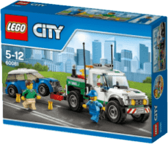 LEGO® City Great Vehicles Odťahový pick-up