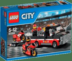 LEGO® City Great Vehicles Prepravné kamión na závodné motorky