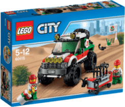 LEGO® City Great Vehicles Terenówka