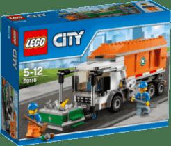 LEGO® City Great Vehicles Smetiarske auto