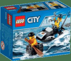 LEGO® City Police Únik v pneumatike