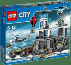 LEGO® City Police Vězení na ostrově