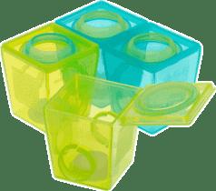 BROTHER MAX Zestaw startowy – pojemniki na żywność z pokrywkami - mały