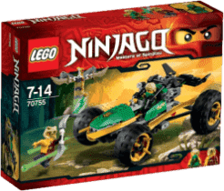 LEGO® Ninjago Bugina do džungle