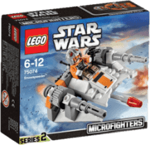 LEGO® Star Wars TM snowspeederu ™