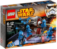 LEGO® Star Wars TM Senate Commando Troopers ™