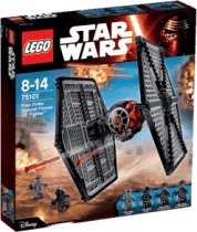 LEGO® Star Wars TM First Order Special Forces TIE fighter™