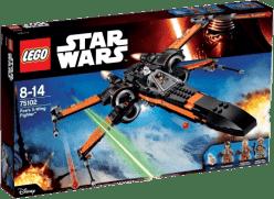 LEGO® Star Wars TM Poe's X-Wing Fighter™ (Poeova stíhačka X-Wing)