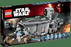 LEGO® Star Wars TM First Order Transporter™ (Transportér Prvního řádu)