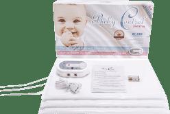 BABY Control Digital BC-230 - s tromi senzorovými podložkami