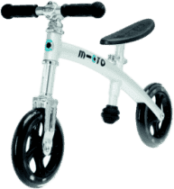 MICRO G-Bike+ Light Alu odrážedlo