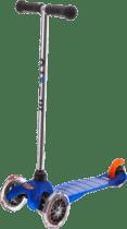 MICRO Mini kolobežka, modrá