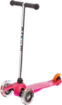 MICRO Mini koloběžka, růžová