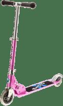 MICRO Light koloběžka, růžová