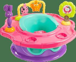 SUMMER INFANT SuperSeat (růžový)