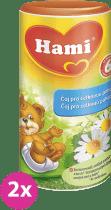 2x HAMI čaj instantný bylinkový pre celkovú pohodu 200g