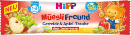 Expirácia 19.7.2016 HIPP BIO müsli tyčinka jablkovo - hroznová 20g