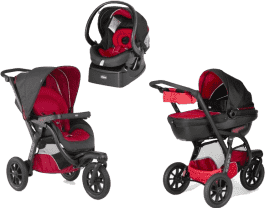 CHICCO Sada Trio Activ3 2016 Race SP