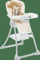 CAM Jedálný stolička MINI PLUS - medvedík