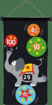 SCRATCH Velké magnetické šipky Cirkus