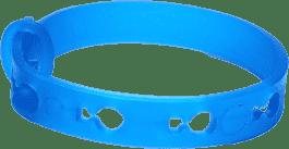 Repelentný náramok proti hmyzu modrá