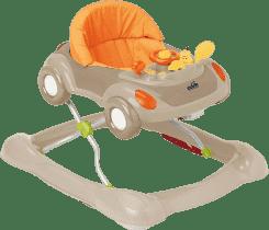 CAM MINANDO CHODÍTKO - hnedé autíčko