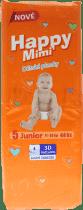 HAPPY MIMI detské plienky Standard Junior 44 ks