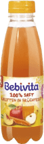 BEBIVITA Mrkvovo-ovocná šťáva (500ml)