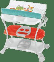 CAM Prebaľovací pult Nuvola - farebné zvieratká
