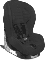 CHICCO Fotelik samochodowy X-PACE ISOFIX od 9 do 18 kg coal