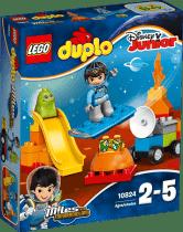 LEGO® DUPLO® Miles Przygody Milesa z przyszłości