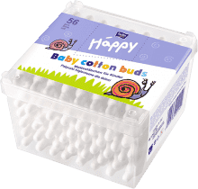 BELLA HAPPY - Vatové tyčinky 56ks