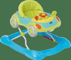 CAM MINANDO CHODÍTKO - zelené autíčko