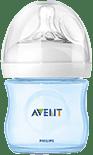 AVENT Láhev 125 ml Natural PP modrá