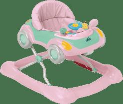 CAM MINANDO CHODÍTKO - ružové autíčko