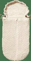 JOOLZ Fusak pletený - White