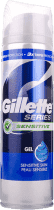 GILLETTE Series Sensitive pěna na holení 250ml (Premium klub)