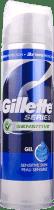 GILLETTE Series Sensitive pena na holenie 250ml (Premium klub)