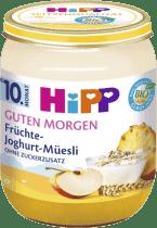 HIPP BIO Müsli, ovocie a jogurt (160 g) - ovocný príkrm