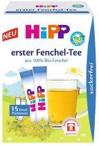 HIPP Prvý feniklový čaj, rozpustný (15x 0.36g) - až 30 porcií