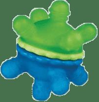 MUNCHKIN Modro-zelené hryzátko - otáčavý ježko