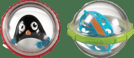 MUNCHKIN – Vodné zvieratká v guli 2 ks