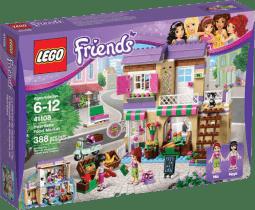 LEGO® Friends Trh s potravinami v městečku Heartlake