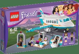 LEGO® Friends Prywatny samolot z Heartlake