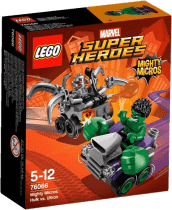 LEGO® Super Heroes Mighty Micros: Hulk vs. Ultron