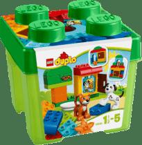 LEGO® DUPLO® Zestaw Upominkowy - wszystko w jednym opakowaniu