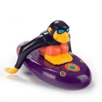 B-TOYS Nakręcana małpka do kąpieli