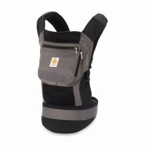 ERGOBABY Performance Nosidełko - Charcoal Black